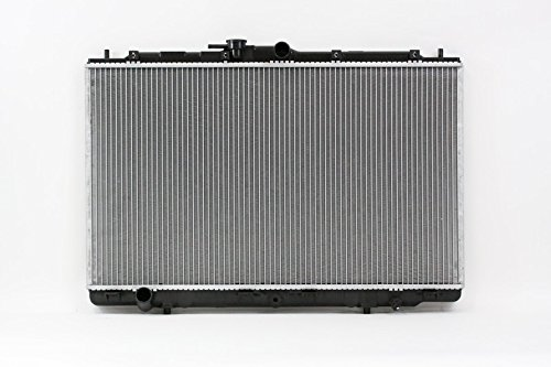 Radiator - Pacific Best Inc. For/Fit 2375 01-03 Acura 3.2 CL S-Type 02-03 3.2 TL Base 1-Row (WITH Sensor Hole)