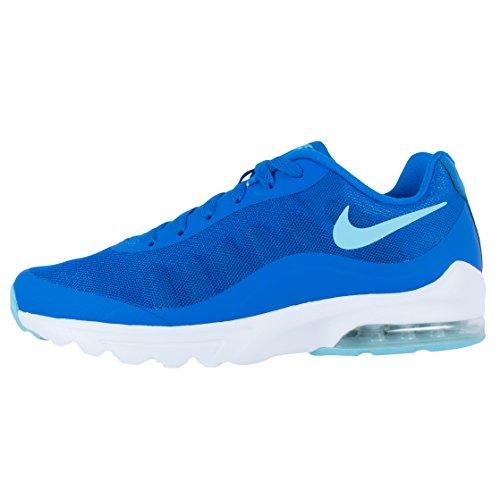 Zapatillas De Running Nike Mujeres Air Max Invigor Soaring Tide Pool Azul Blanco 749866 441