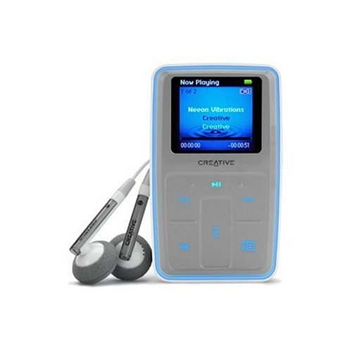 Creative Labs 70PF165000000 Zen MicroPhoto 8 GB MP3 Player (Titanium Gray) by Creative (Image #1)