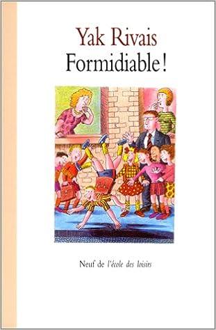 Yak Rivais - Formidiable! sur Bookys