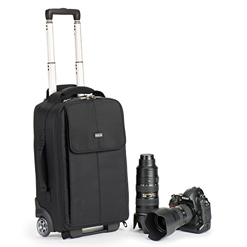 Think Tank Photo Airport Advantage Roller Carry-On Camera Bag (Black)