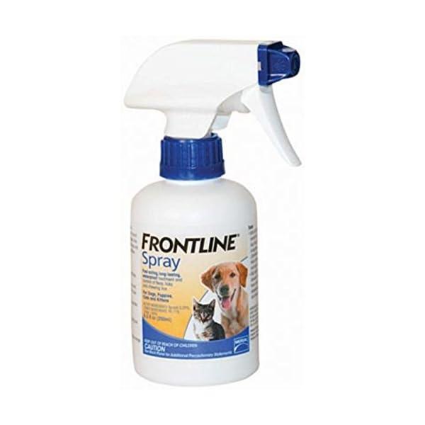 Frontline Primera línea de pulgas y garrapatas Spray - 8.5 oz 2