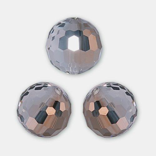 Preciosa Czech Crystal #45119603 Round Rich Cut 10mm