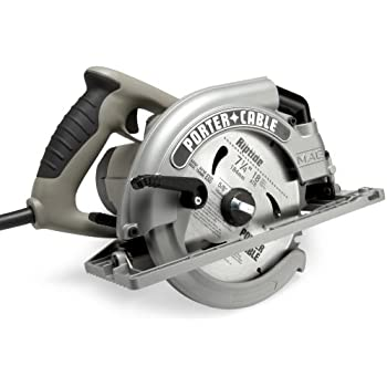 Porter cable 325mag 15 amp 7 14 inch circular saw with blade right porter cable 325mag 15 amp 7 14 inch circular saw with keyboard keysfo Choice Image