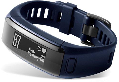 Garmin vívosmart HR Activity Tracker Regular Fit - Midnight Blue (Deep Blue) by Garmin (Image #8)