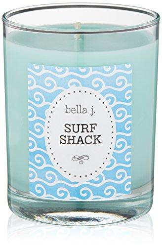 bella j. Surf Shack Candle, 1.55 lb