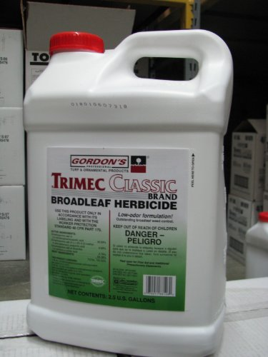 Gordon's Trimec Classic Broadleaf Herbicide, 2.5 Gallons