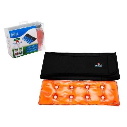 Kit compresse chauffante dorsale Heat in a Click