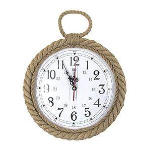 41BD7oMyHnL._SS300_ Nautical Themed Clocks