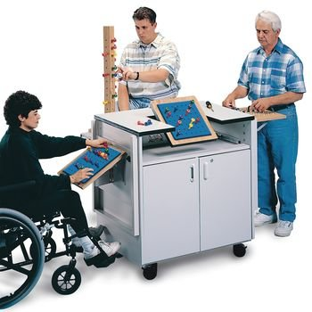 Cubex Therapy System on Wheels