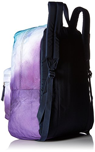 JanSport Mens Classic Mainstream High Stakes Backpack - Multi Water Ombre    16.7H X 13W X 8.5D fa33f231bde77