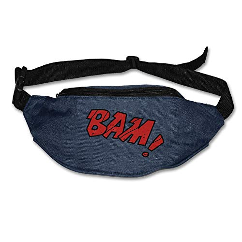 Xxh Fanny Pack Waist Bam Running Bag For Outdoors Workout Cy
