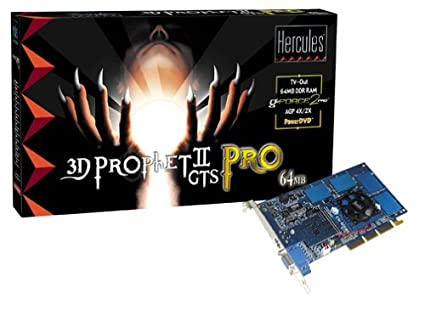 HERCULES 3D PROPHET II GTS 64 MB WINDOWS 7 64BIT DRIVER
