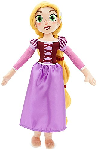 Amazon.com  Disney Rapunzel Plush Doll - Tangled the Series - Medium - 19  Inch  Toys   Games 542f59234