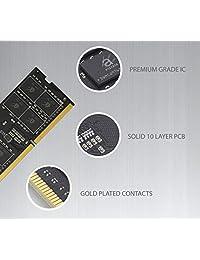 Adamanta - Memoria RAM para Apple Mac Mini DDR4 2666Mhz PC4-21300 SODIMM 2Rx8 CL19 de 1,2 V, 32 GB (2 x 16 GB)