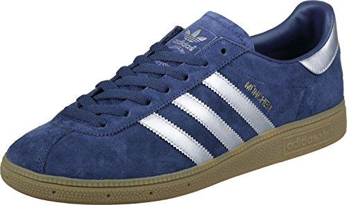Adidas Munchen Mysterium Blå - By9791 Vit-blå-brun