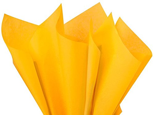 Top 10 best goldenrod tissue paper 2019