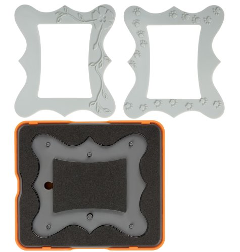 Fiskars 101900-1001 Frame Design Set, Complex Pattern, Medium