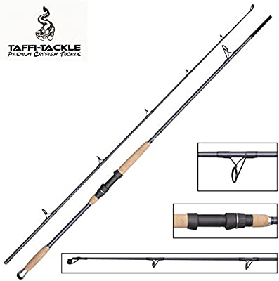 Taffi Tackle Unlimited – Caña de Pesca (2,60 m, 100 – 300 g, Pesca ...