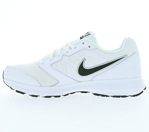 Blanc 684652 45 Nike Hommes Baskets 100 Downshifter Size 6 8Xwxwn1IS