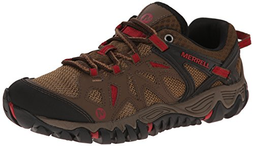 Hiking Shoes Women's Merrell ALL Earth BLAZE Dark OUT AERO SPORT npwPYqUP06