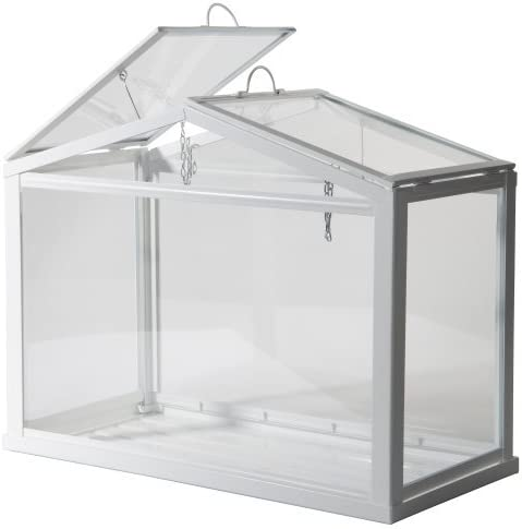 Ikea Greenhouse, Indoor outdoor, White