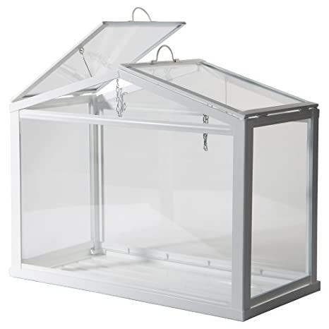 Amazon Com Ikea Greenhouse Indoor Outdoor White Garden Outdoor