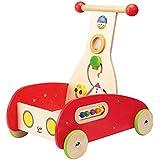 Hape Award Winning Wonder Walker Push and Pull Toddler Walking Toy