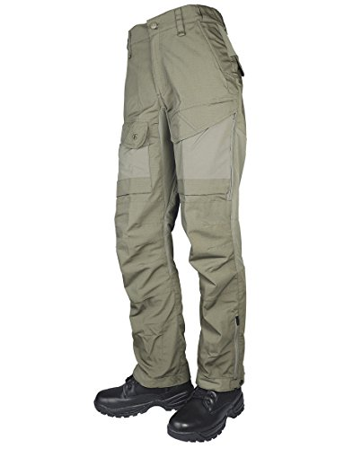 Tru-Spec Men's 24-7 Xpedition Pants, Ranger Green, W: 34 Large: 30