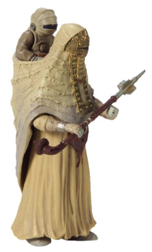Star Wars AOTC Tusken Raider Female with - Big Collection Sur