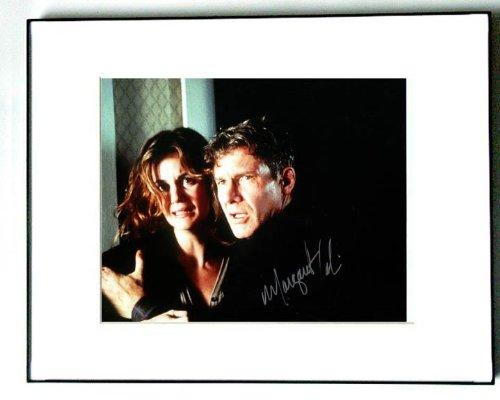 Margaret Colin Autographed Signed Devils Own Photo AFTAL - Autographed NHL Photos