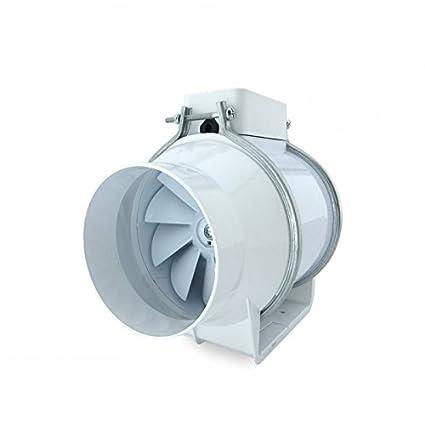 Dospel Extractor tubular intercalar en conducto TURBO 100
