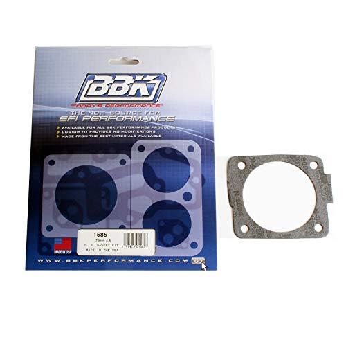 - BBK 1585 70/75mm Throttle Body Gasket Kit for Ford 4.6L