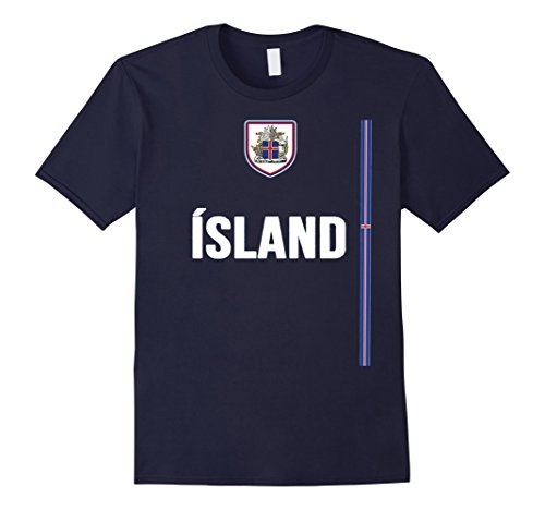 size 40 efe83 71f3d Men's Iceland National Sports Jersey - Icelandic Football ...