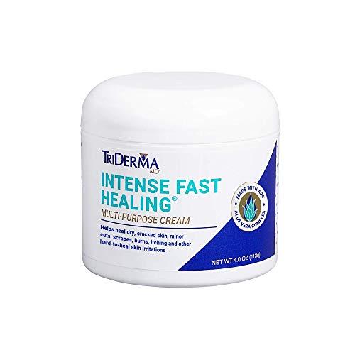 Skin Healer - TriDerma Intense Fast Healing Multi-Purpose Cream (4 oz)
