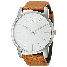 Calvin Klein City CK_K2G21138 Casual Men's watch Very flat