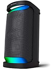 Sony SRS-XP500 X-Series Wireless Portable Bluetooth Karaoke Party Speaker IPX4 Splash-Resistant with 20 Hour Battery