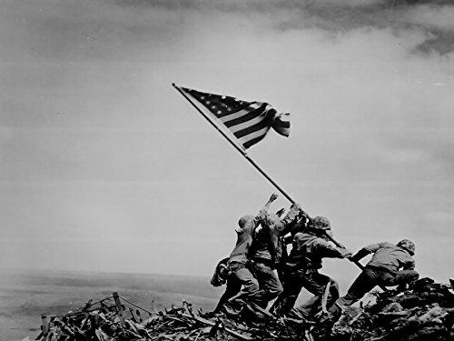 Battle of Iwo Jima Poster USMC Poster WW2 Poster 18x24 (IwoJima2)
