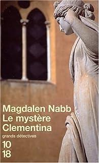 Le mystère Clementina par Magdalen Nabb