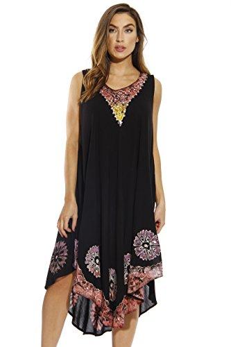 Sundress Cover - Riviera Sun 20653-BM-XL Dress/Dresses For Women