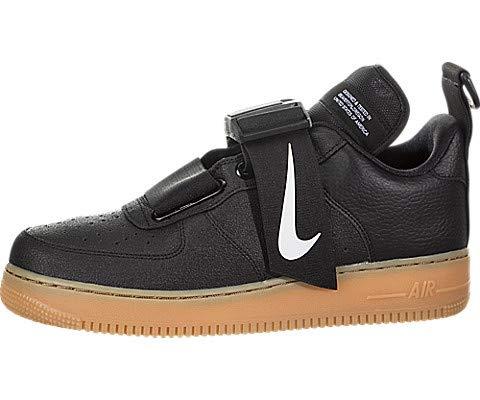 Nike Men's Air Force 1 Utility Black AO1531-002