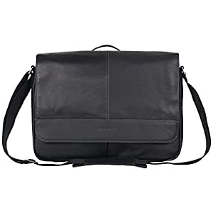 2f86eab27 Image Unavailable. Image not available for. Color: Kenneth Cole Reaction  Risky Business Full-Grain Colombian Leather Crossbody Flapover ...