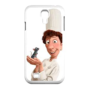Samsung Galaxy S4 9500 Cell Phone Case White Ratatouille K2313939