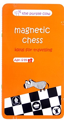 Magnetic Travel Chess Game - Car Games , Airplane Games and Quiet Games