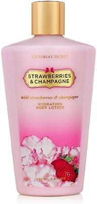 Victoria'S Secret Strawberries And Champagne Hydrating Body Lotion 250Ml/8.4 Fl Oz