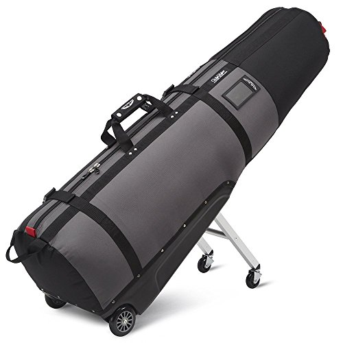 Sun Mountain Clubglider Journey Wheeled Travel Covers Bla...