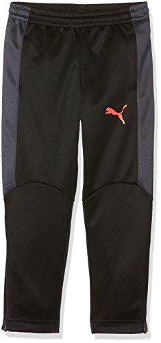 Evotrgh Pantalone Da corallo Nero Calcio ebano Unisex Puma dqOx8pd
