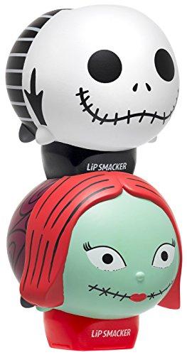 Sally Skellington Makeup (Lip Smacker Disney Tsum Tsum Lip Balm Duo, Jack & Sally, Peppermint  & Pumpkin Spice, Set of 2 Lip)