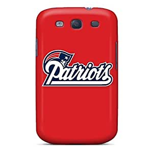 For Galaxy S3 Tpu Phone Case Cover(new England Patriots 5)