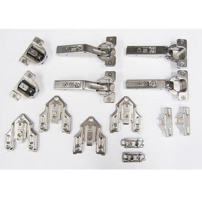 Blum, Aventos Hf Hardware Set, For Wood & Wide Aluminum Doors